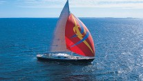Sailing Yacht MITseaAH sailing - Image by Pendennis