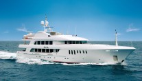 Yacht MUSTIQUE profile - Image by Trinity Yachts