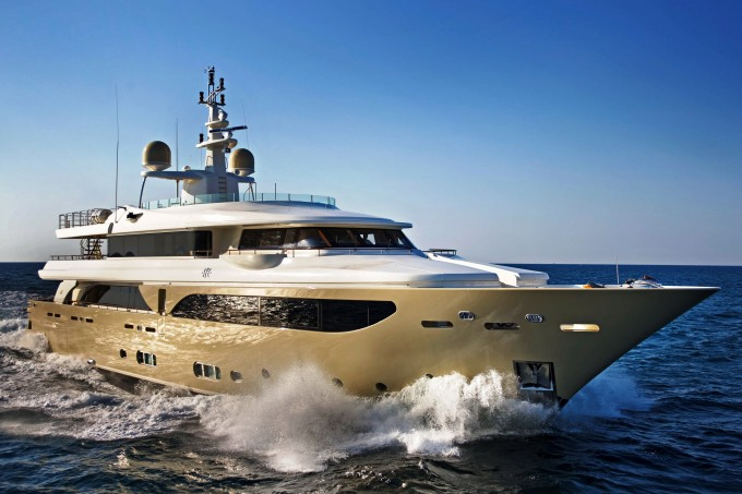 Motor Yacht SOFICO - Photo Credit CRN Yachts