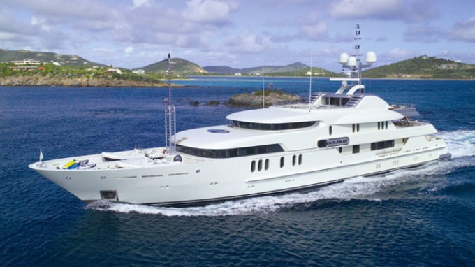 Yacht SOLEMAR - Image Courtesy of Yacht Solemar