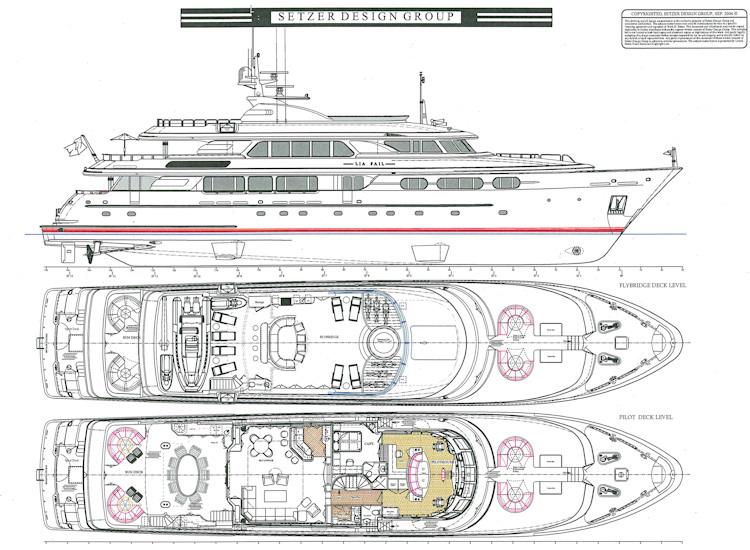 Yacht SORCHA SunDeck