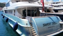 Yacht SWEET DOLL - Image by Monaco Yacht Spotter