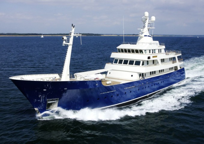 Expedition Yacht Turmoil Royal-Denship