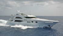 Yacht Wheels - Image by Trinity Yachts