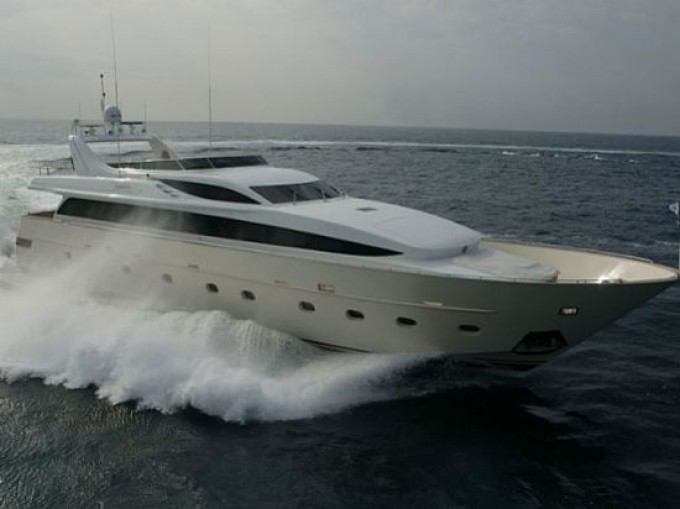ADMIRAL 32 Motor Yacht
