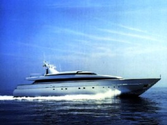 Adler - Photo from Cantieri Navali Baglietto