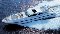Yacht AFRICAN CAT Mangusta 130 - Image Courtesy of Mangusta