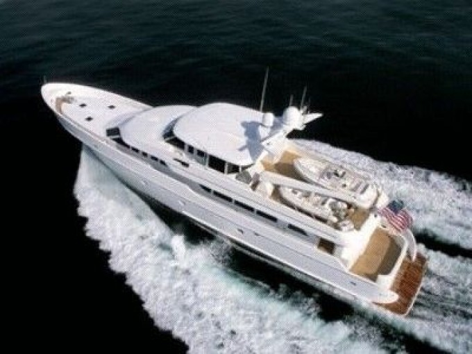 Yacht ALEXA C2 - Image by Norlund