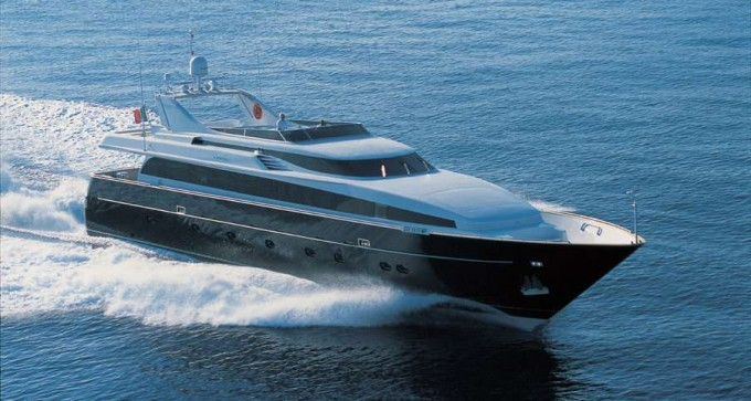 Yacht ALHENA - Image by Admiral Yachts CNL