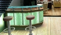 Allogante Bar - Alloy Yachts