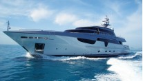 Motor Yacht ANTALIS - Image Credit Baglietto
