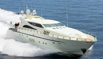 Yacht ANITA - Image by Leopard Yachts
