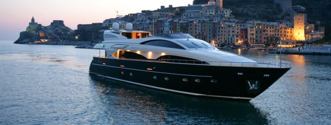 Athena 115 - Image Courtesy of Riva Yachts