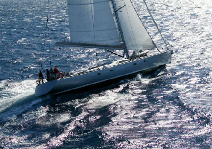 Yacht ATTIMO - Image by CMN