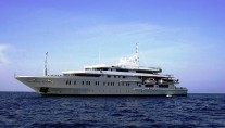 Motor yacht Alysia - Photos Credit Liveras Yachts