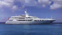 Motor Yacht APOGEE - Image Courtesy of Codecasa