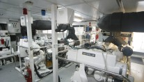Motor yacht FIRST DRAW -  Engine room