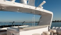 Motor yacht FIRST DRAW - Sun Deck-Bar