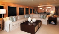 Motor yacht FIRST DRAW - Main salon