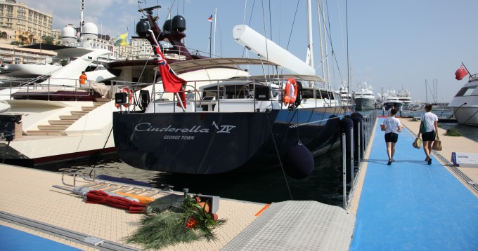 Cinderella IV - Photo Credi Live Yachting