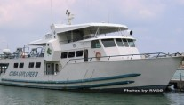 COIBA EXPLORER II - Photo Credit RVSG