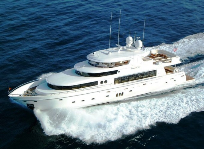 Diamond Girl - Photo Courtesy of Johnson Yachts.