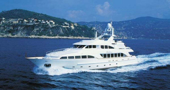ELALDREA - Photo Credit Benetti Yachts