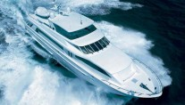 Hatteras 100 Motor yacht - Photo Credit Hatteras yachts