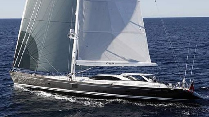 Ganesha - Photo by Fitzroy Yachts Limited
