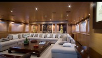 Yacht Blue Scorpion Saloon - Image by Baglietto Yachts