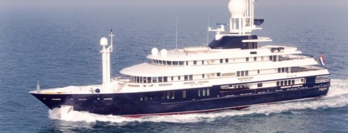 Boadicea - Image Courtesy of Amels Yachts
