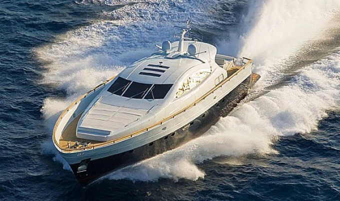 ITALCRAFT 105 - Photo Cantieri Navali Rizzardi Srl