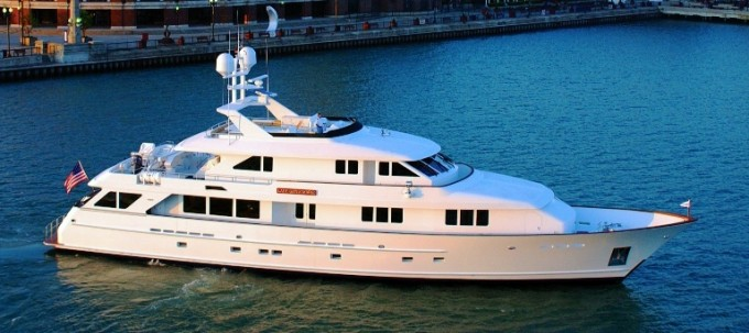 LADY GAYLE MARIE - Photo Courtesy of Burger Boat Company