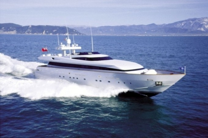 Motor yacht MY SPACE - Baglietto (CNB)