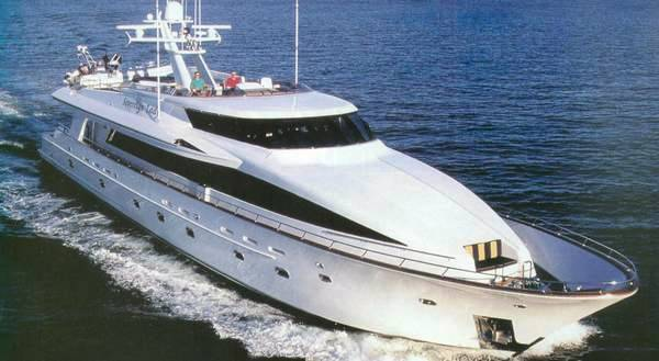 Raised Pilothouse Yacht