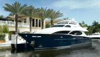 NEVER SAY NEVER - Lazzara yachts