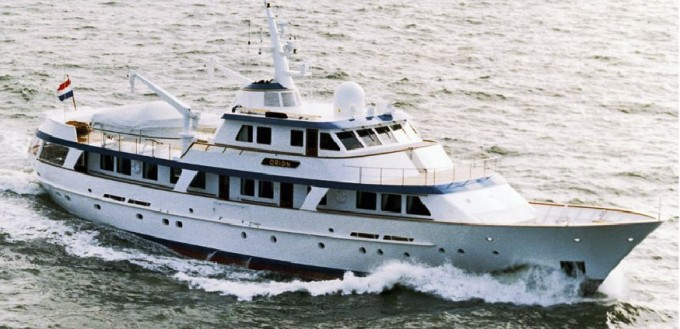 Orion - Photo Courtesy of Feadship