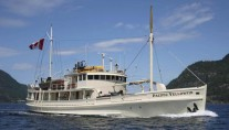 Motor yacht PACIFIC YELLOWFIN