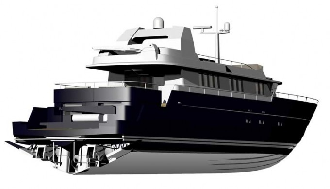 PMY 40 - Image by Pachoud Motor Yachts