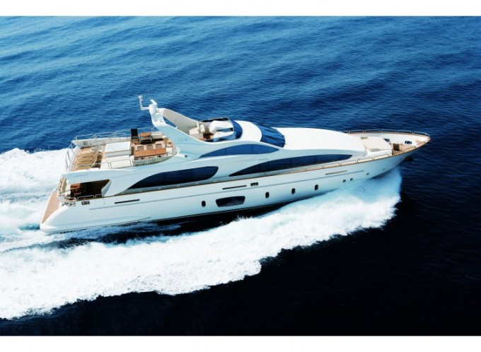 PRINCIPESSA - Photo by Azimut Yachts