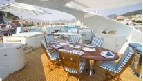 Yacht DOMANI deck - Image By Yacht DOMANI