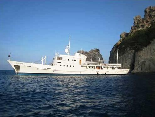 Cantieri navali yacht