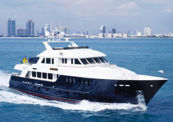 The Burger Boat Company Motor Yacht Top Times