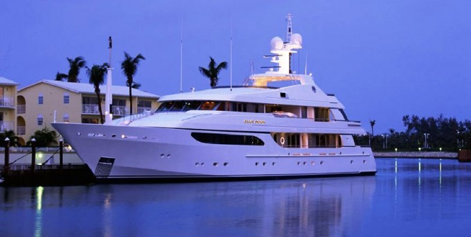 Blue Moon - photo Credit Feadship