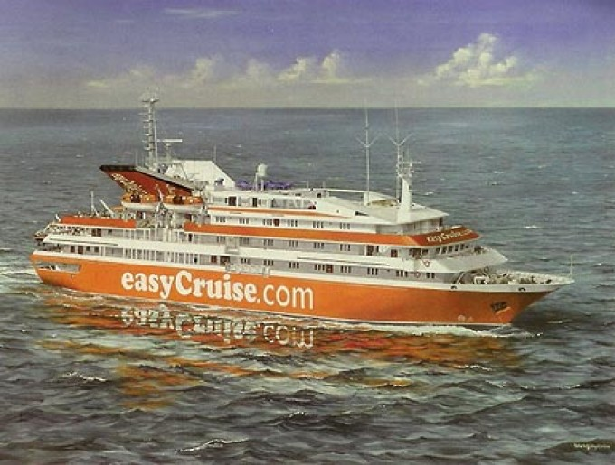 EasyCruiseOne - Photo credit Easy Cruise