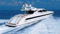 MANGUSTA 130 OPEN - Photo Credit Overmarine