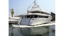 Motor yacht FERDY courtesy of Codecasa Yachts