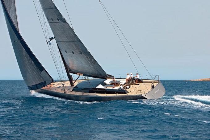 CHRISCO a Sailing Yach...