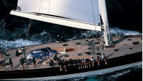 Wally 107 Sailing yacht KAURIS III - Photo by Wally Yachts