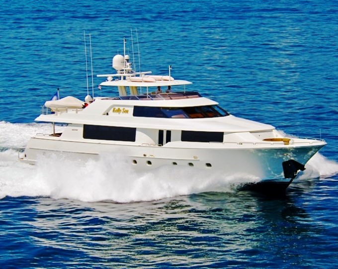 KELLY SEA - Westport yachts